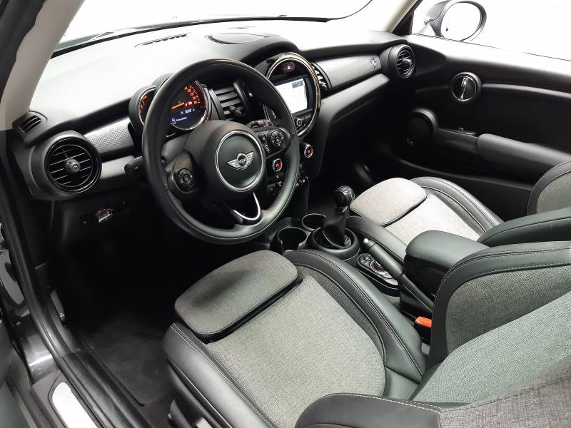 Mini Mini F56 Cooper 136 ch Edition Blackfriars Noir occasion à Lormont - photo n°11