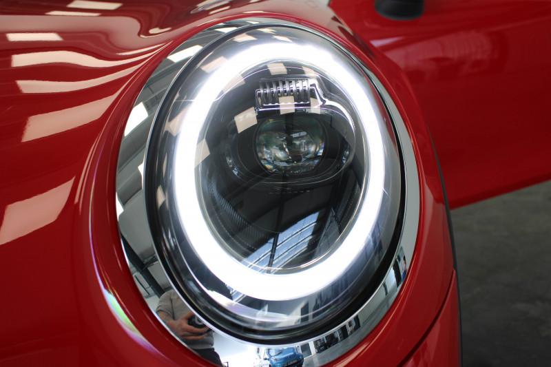 Mini Mini Mini Cooper 136 ch Edition Camden 3p Rouge occasion à Lescar - photo n°12