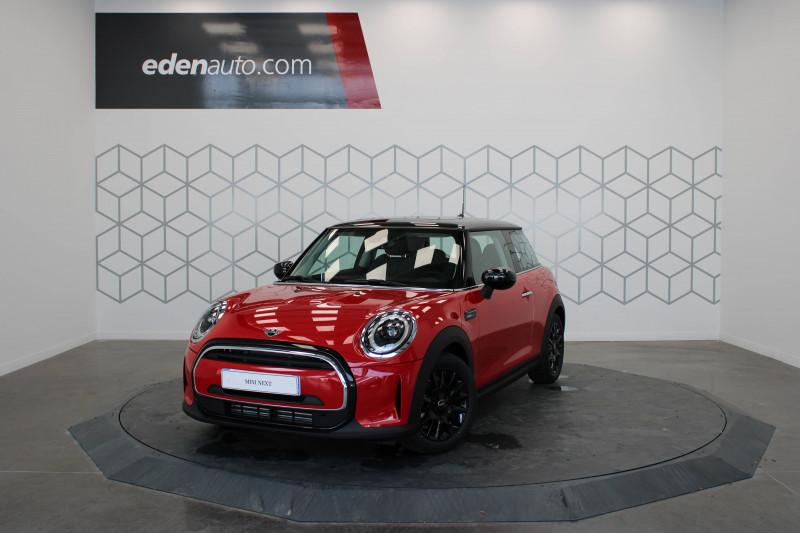 Mini Mini Mini Cooper 136 ch Edition Camden 3p Rouge occasion à Lescar