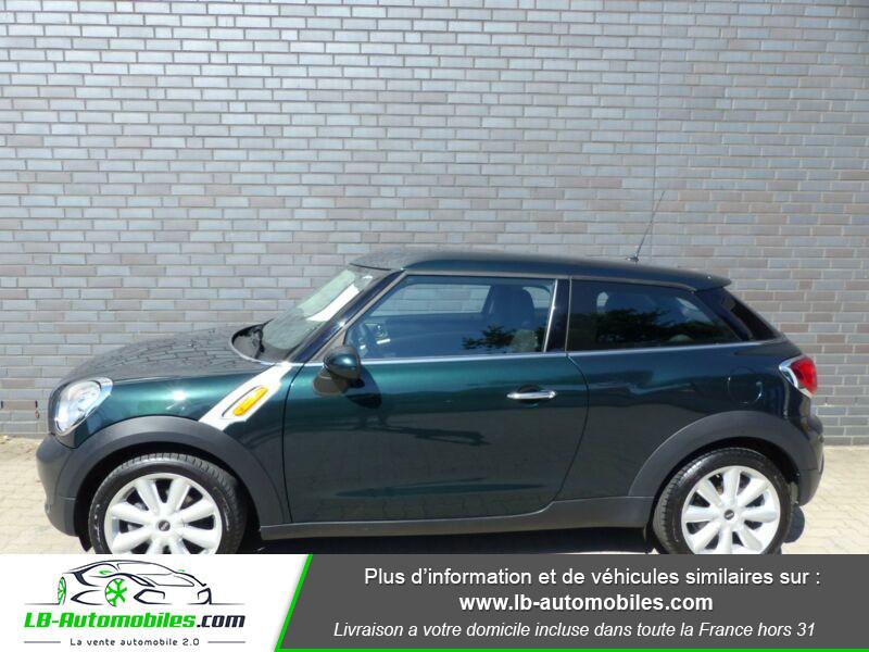 Mini Paceman Cooper 122 ch Vert occasion à Beaupuy - photo n°6