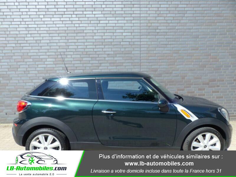 Mini Paceman Cooper 122 ch Vert occasion à Beaupuy - photo n°7