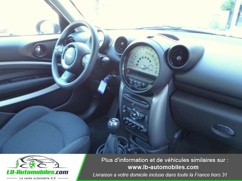 Mini Paceman Cooper 122 ch Vert occasion à Beaupuy - photo n°2