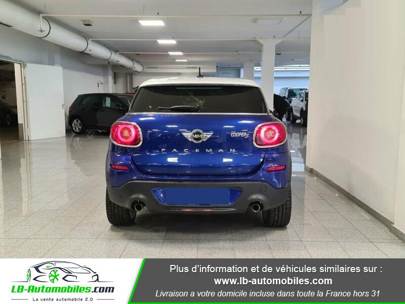 Mini Paceman Cooper S 184 ch ALL4 Bleu occasion à Beaupuy - photo n°13