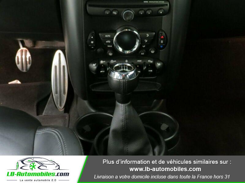 Mini Paceman Cooper S 184 ch ALL4 Gris occasion à Beaupuy - photo n°7