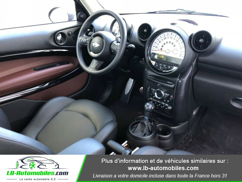 Mini Paceman Cooper S 184 ch ALL4 Rouge occasion à Beaupuy - photo n°2