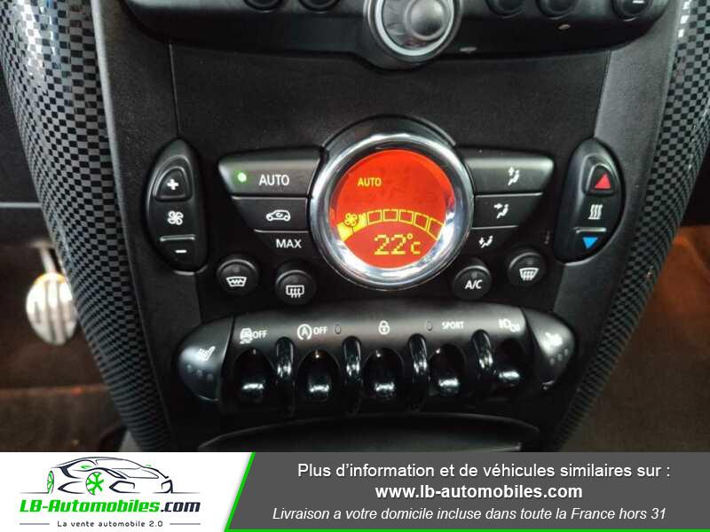 Mini Paceman Cooper S 184 ch Noir occasion à Beaupuy - photo n°7