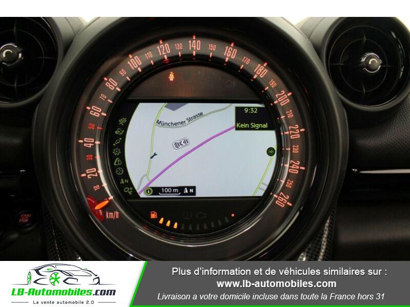 Mini Paceman Cooper SD 143 ch ALL4  occasion à Beaupuy - photo n°8