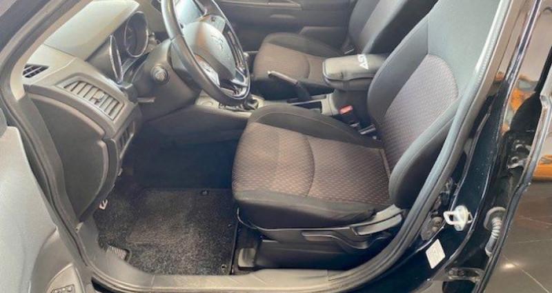 Mitsubishi ASX (4) 1.6 DI-D 115 CLEARTEC BLACK COLLECTION 2WD  occasion à Saint Vincent De Boisset - photo n°7