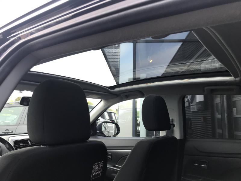 Mitsubishi ASX 1.6 DI-D 115ch Black Collection 2WD 2018 Noir occasion à Mérignac - photo n°10