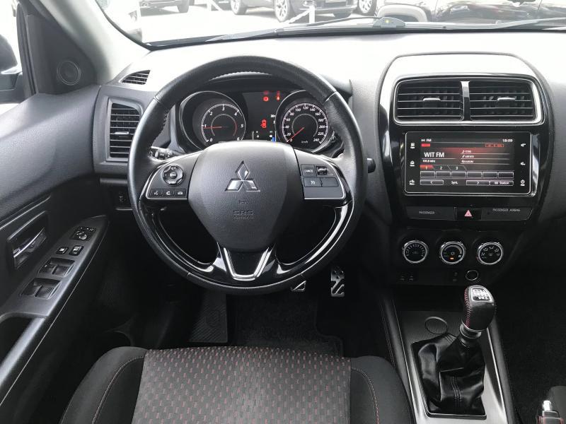 Mitsubishi ASX 1.6 DI-D 115ch Black Collection 2WD 2018 Noir occasion à Mérignac - photo n°11