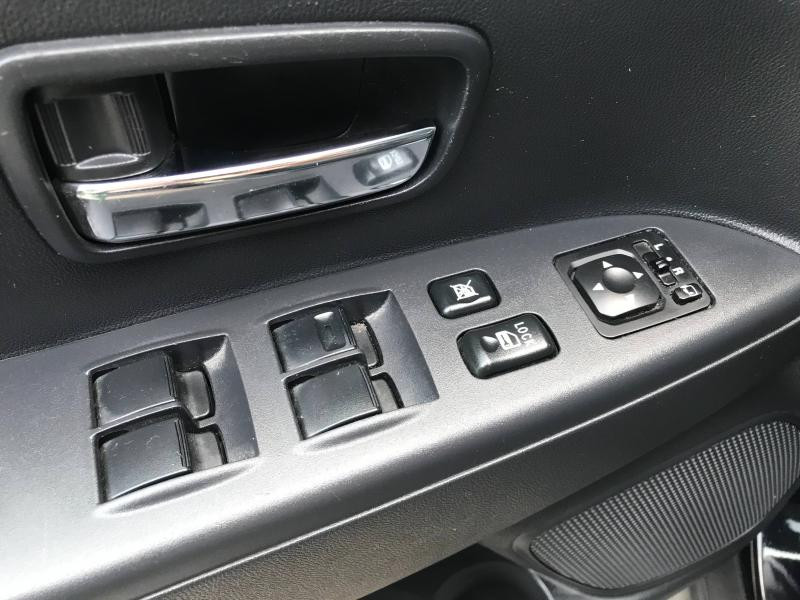 Mitsubishi ASX 1.6 DI-D 115ch Black Collection 2WD 2018 Noir occasion à Mérignac - photo n°13