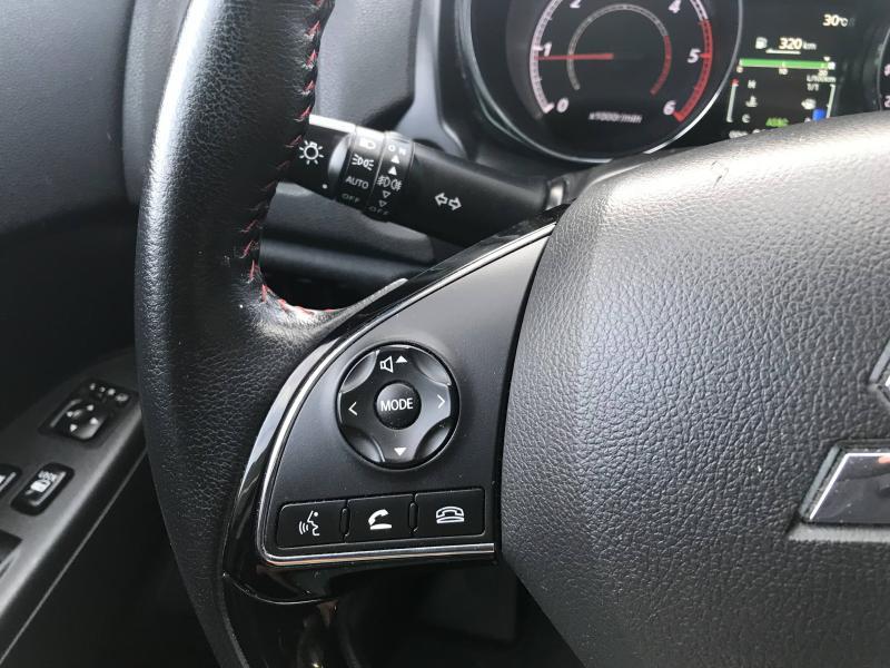 Mitsubishi ASX 1.6 DI-D 115ch Black Collection 2WD 2018 Noir occasion à Mérignac - photo n°14