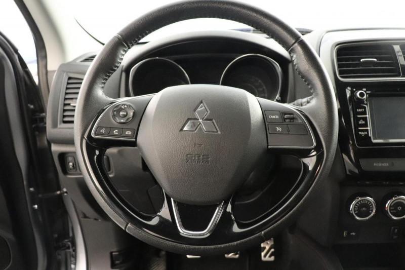 Mitsubishi ASX 1.6 DI-D115 INTENSE NAVI C Gris occasion à Aubière - photo n°10