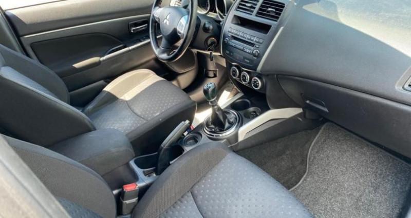 Mitsubishi ASX 1.8 DI-D 115CH INTENSE 2WD Gris occasion à VOREPPE - photo n°4