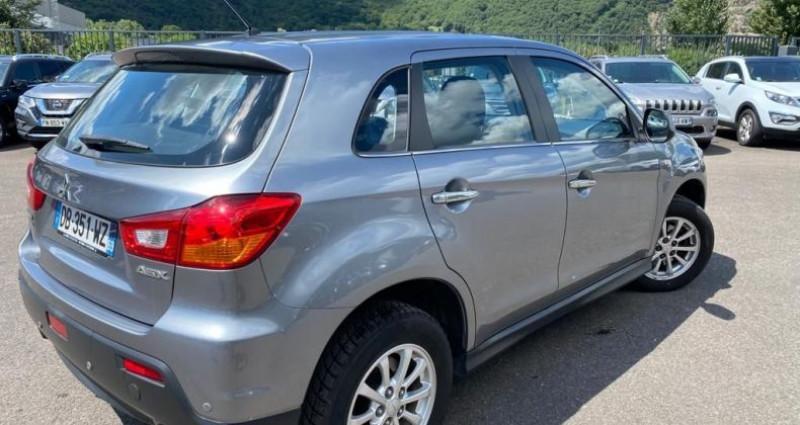 Mitsubishi ASX 1.8 DI-D 115CH INTENSE 2WD Gris occasion à VOREPPE - photo n°3