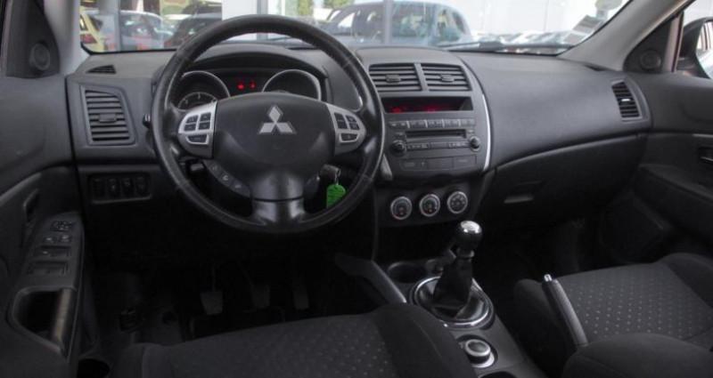 Mitsubishi ASX 1.8 DI-D 150 CLEARTEC INVITE 4WD Bleu occasion à Chambourcy - photo n°2
