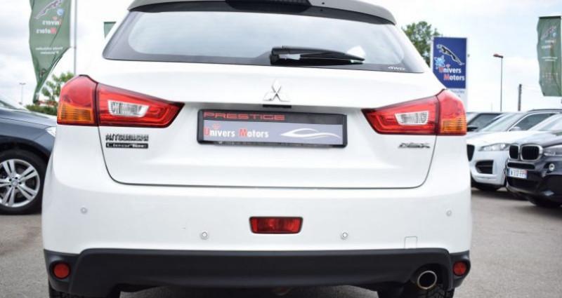Mitsubishi ASX 1.8 DI-D 150CH INVITE 4WD Blanc occasion à VENDARGUES - photo n°5