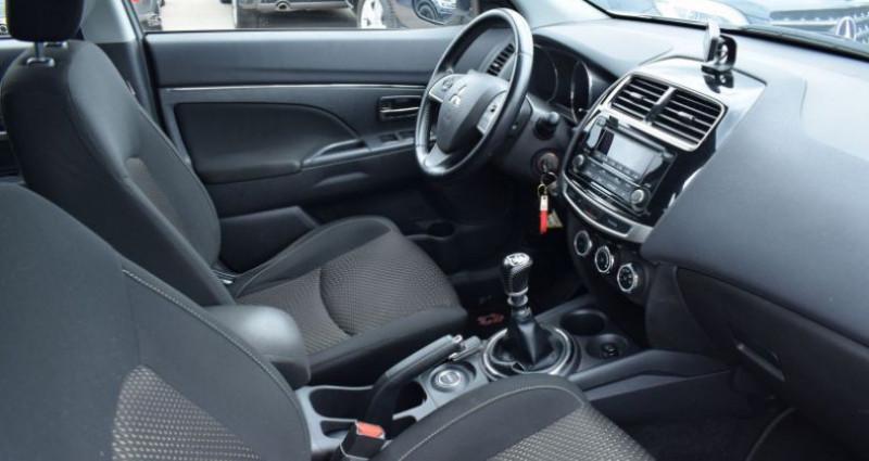 Mitsubishi ASX 1.8 DI-D 150CH INVITE 4WD Blanc occasion à VENDARGUES - photo n°3
