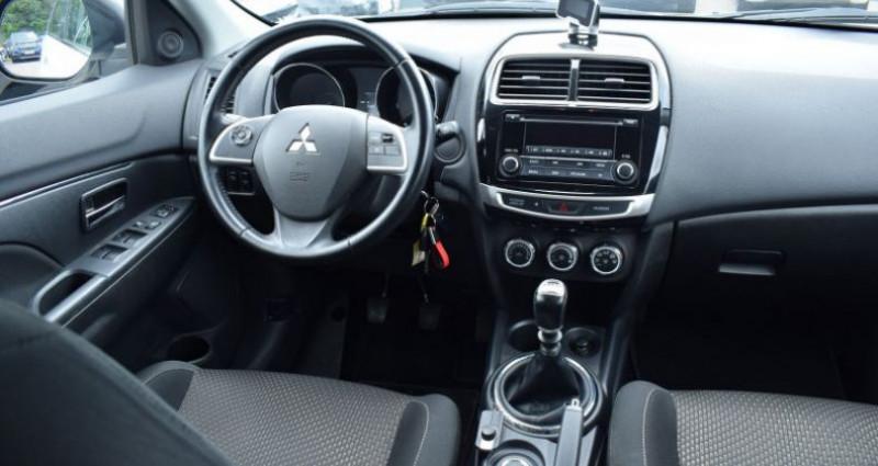Mitsubishi ASX 1.8 DI-D 150CH INVITE 4WD Blanc occasion à VENDARGUES - photo n°2
