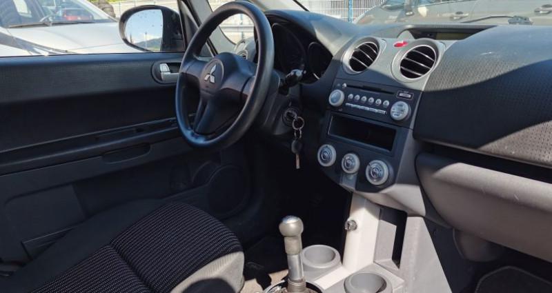 Mitsubishi Colt VI 1.5 DI-D95 Invite 5p Noir occasion à EPAGNY - photo n°2