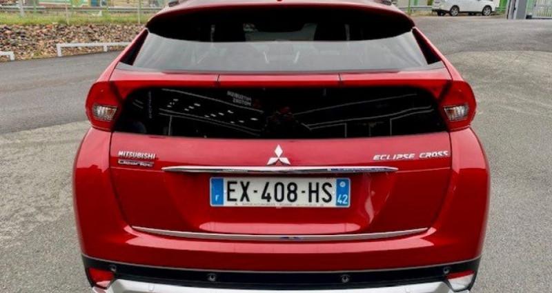 Mitsubishi Eclipse Cross 1.5 MIVEC 163 INTENSE 2WD Rouge occasion à Saint Vincent De Boisset - photo n°6