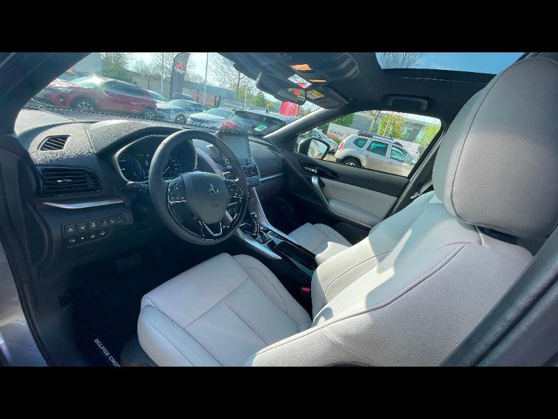 Mitsubishi Eclipse CROSS PHEV Instyle Gris occasion à Vert-Saint-Denis - photo n°14
