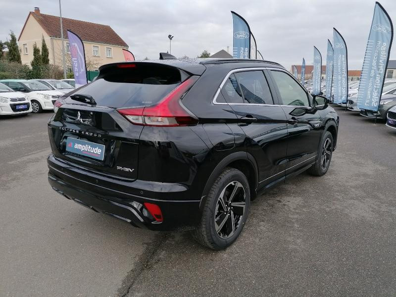 Mitsubishi Eclipse PHEV Twin Motor Instyle 4WD Noir occasion à Olivet - photo n°2