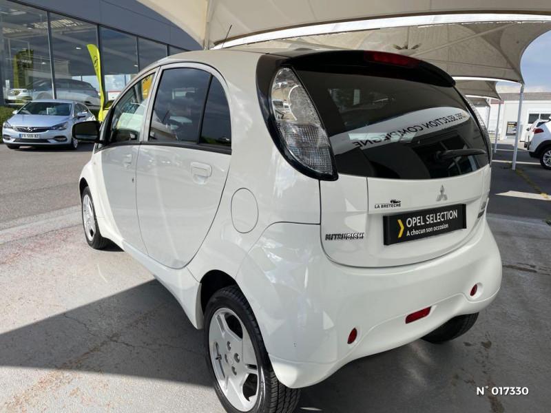 Mitsubishi I-MIEV i-MiEV Blanc occasion à Compiègne - photo n°6