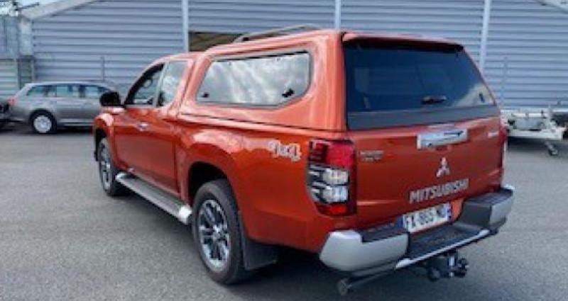 Mitsubishi L200 2.2 DI-D 150ch Club Cab Instyle Orange occasion à Cholet - photo n°2