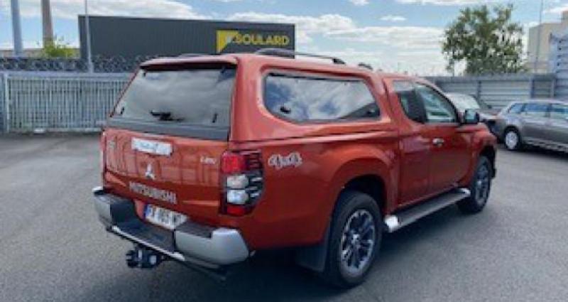 Mitsubishi L200 2.2 DI-D 150ch Club Cab Instyle Orange occasion à Cholet - photo n°4