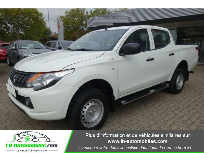 Mitsubishi L200 2.2 DI-D 154 ch Blanc occasion à Beaupuy