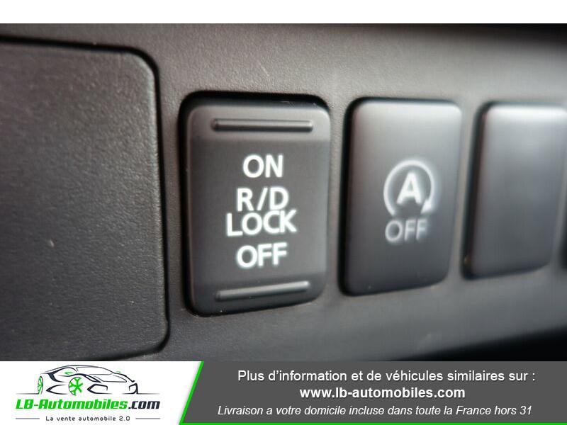 Mitsubishi L200 2.2 DI-D 154 ch Blanc occasion à Beaupuy - photo n°7