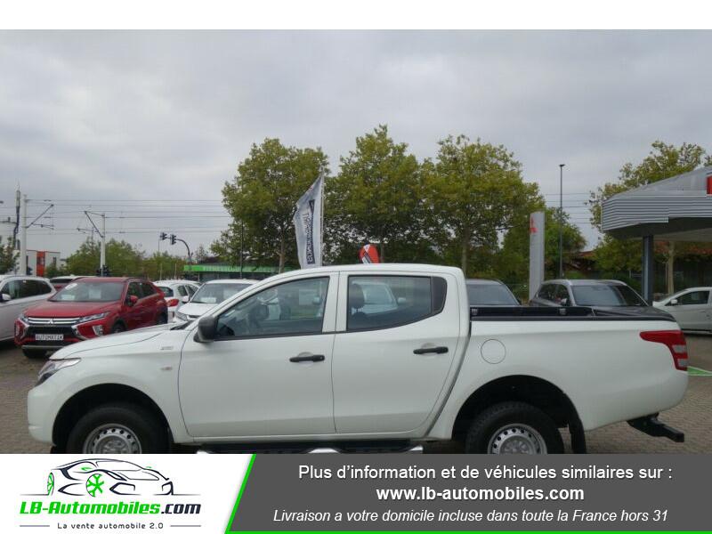 Mitsubishi L200 2.2 DI-D 154 ch Blanc occasion à Beaupuy - photo n°12