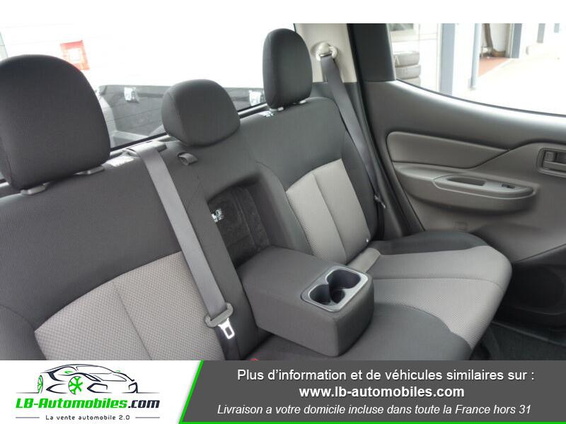 Mitsubishi L200 2.2 DI-D 154 ch Blanc occasion à Beaupuy - photo n°4