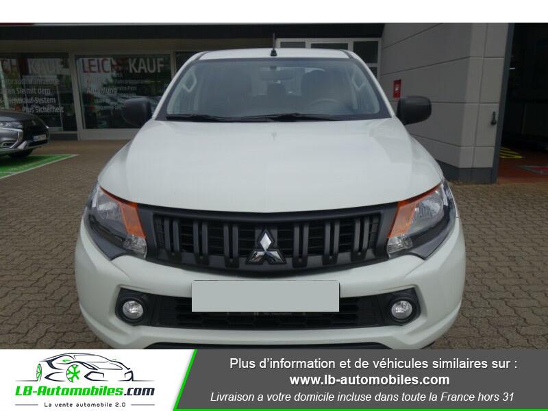 Mitsubishi L200 2.2 DI-D 154 ch Blanc occasion à Beaupuy - photo n°9