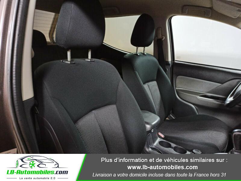 Mitsubishi L200 2.2 DI-D 154 Double cab Marron occasion à Beaupuy - photo n°12