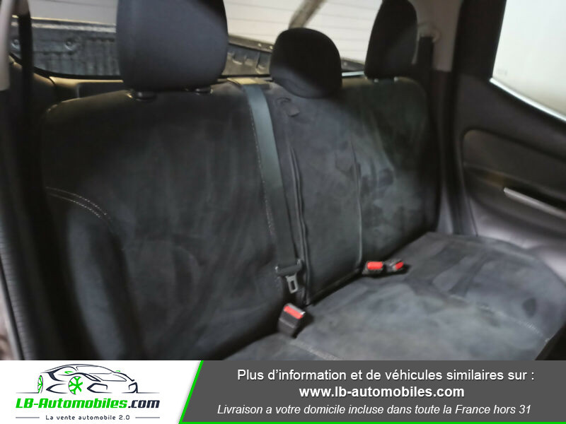 Mitsubishi L200 2.2 DI-D 154 Double cab Marron occasion à Beaupuy - photo n°13