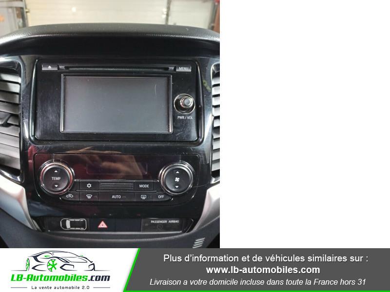 Mitsubishi L200 2.2 DI-D 154 Double cab Marron occasion à Beaupuy - photo n°11