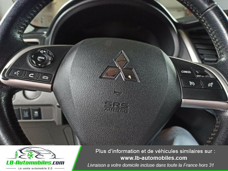 Mitsubishi L200 2.2 DI-D 154 Double cab Marron occasion à Beaupuy - photo n°10