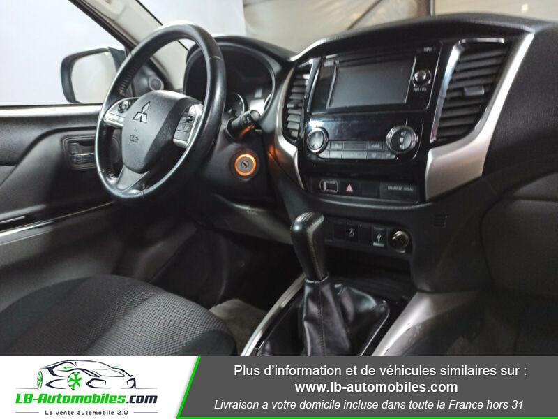 Mitsubishi L200 2.2 DI-D 154 Double cab Marron occasion à Beaupuy - photo n°2