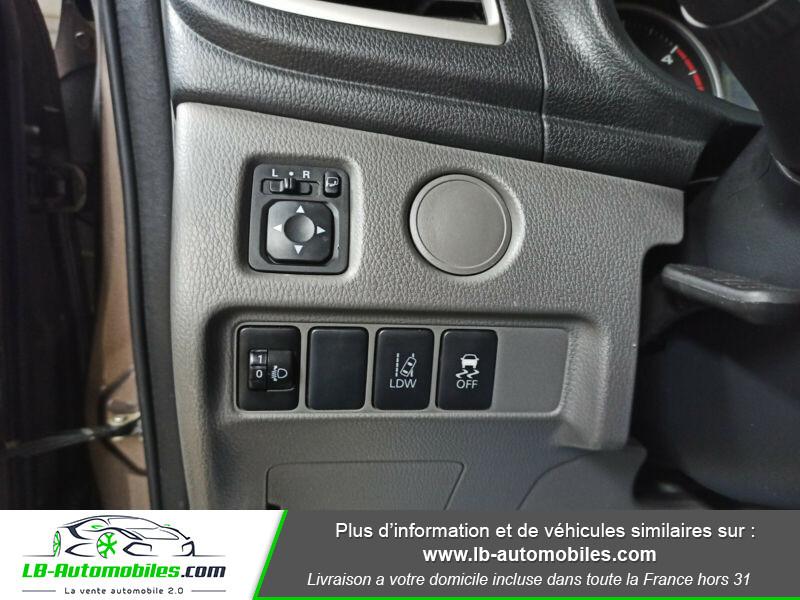 Mitsubishi L200 2.2 DI-D 154 Double cab Marron occasion à Beaupuy - photo n°9
