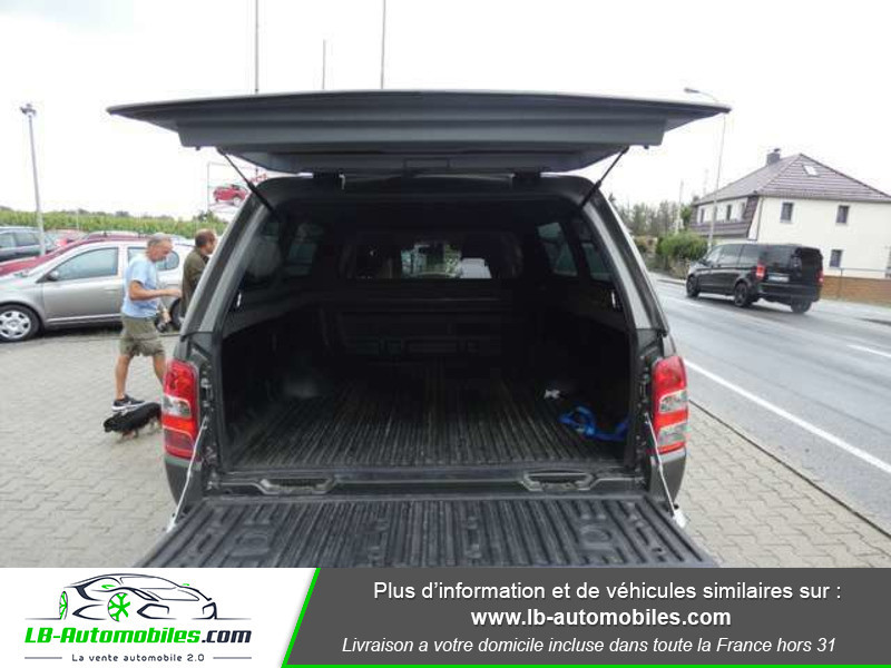 Mitsubishi L200 2.4 DI-D 181ch Double Cab Gris occasion à Beaupuy - photo n°11