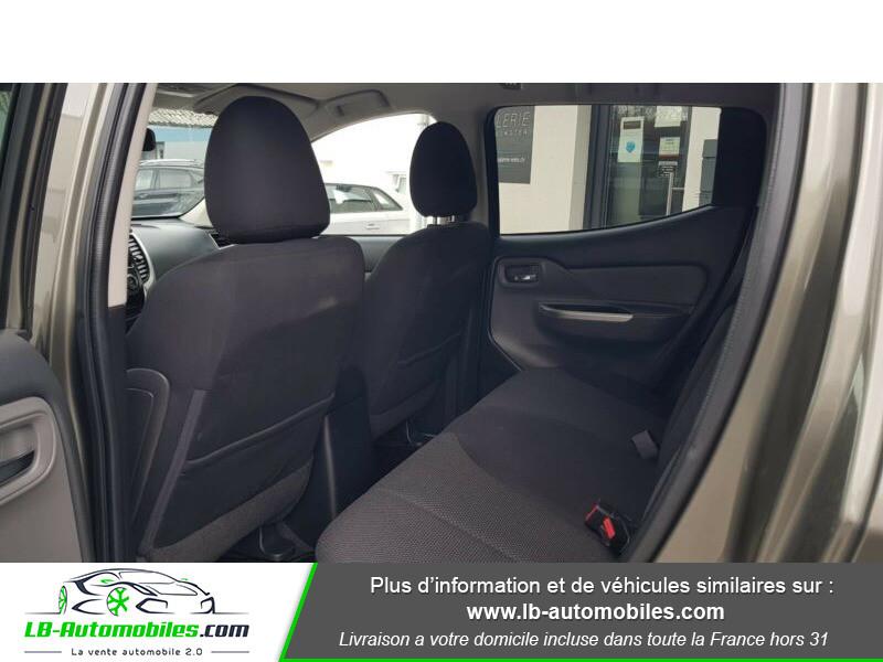Mitsubishi L200 2.4 DI-D 181ch Double Cab Marron occasion à Beaupuy - photo n°5