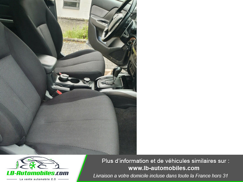 Mitsubishi L200 2.4 DI-D 181ch Double Cab Gris occasion à Beaupuy - photo n°3