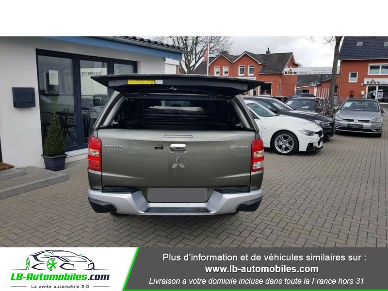 Mitsubishi L200 2.4 DI-D 181ch Double Cab Marron occasion à Beaupuy - photo n°11