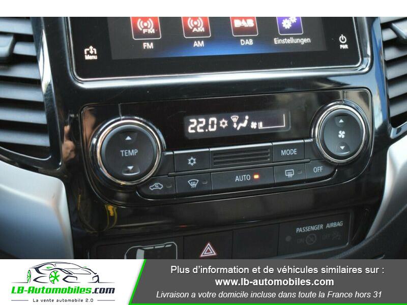 Mitsubishi L200 2.4 DI-D 181ch Double Cab Gris occasion à Beaupuy - photo n°7