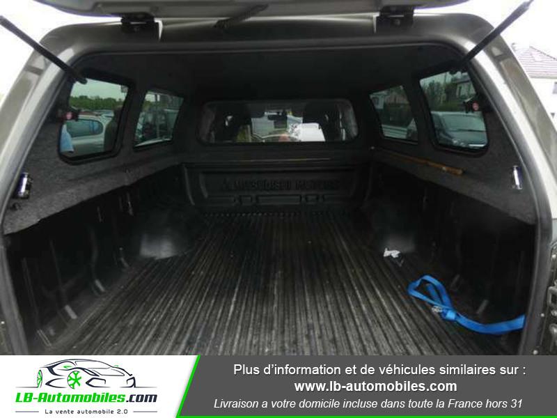 Mitsubishi L200 2.4 DI-D 181ch Double Cab Gris occasion à Beaupuy - photo n°12