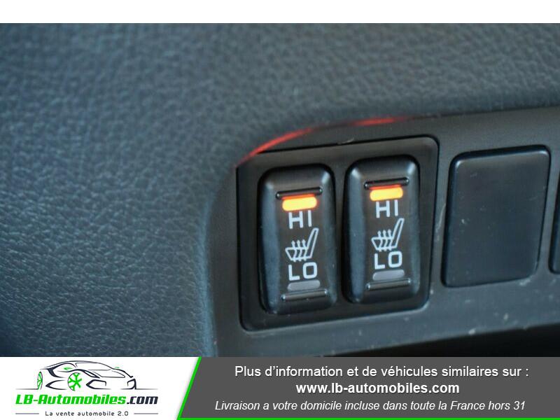 Mitsubishi L200 2.4 DI-D 181ch Double Cab Gris occasion à Beaupuy - photo n°8