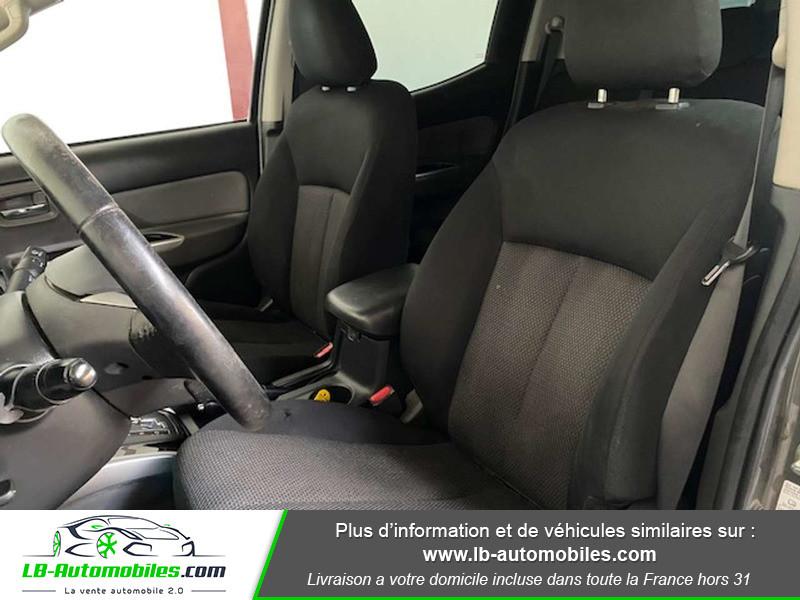 Mitsubishi L200 2.4 DI-D 181ch Double Cab Vert occasion à Beaupuy - photo n°3