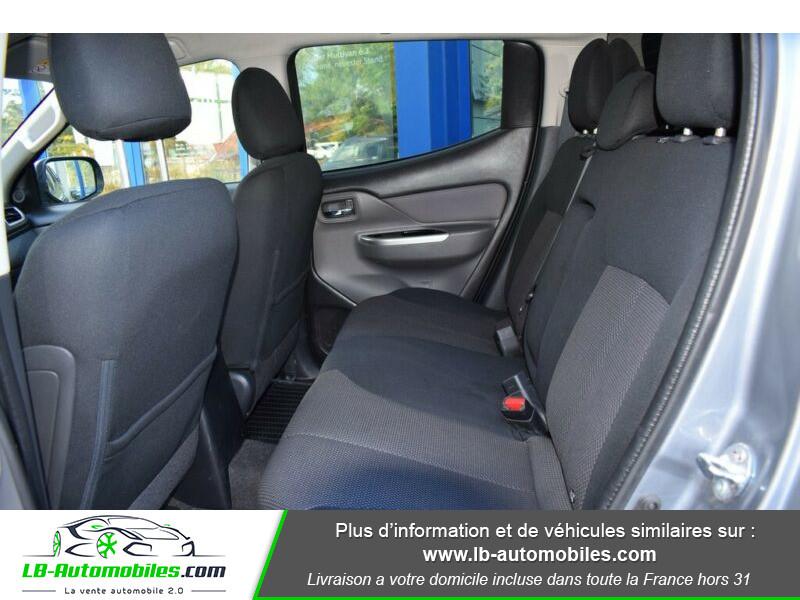 Mitsubishi L200 2.4 DI-D 181ch Double Cab Gris occasion à Beaupuy - photo n°4
